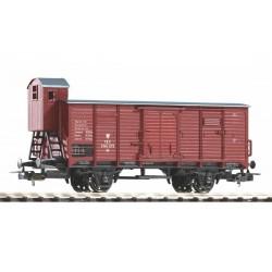 PIKO 58927, Wagon towarowy kryty G02 (Kd), PKP, ep.III, skala H0.