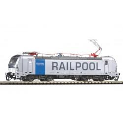 PIKO 47380, Elektrowóz Vectron BR 193, Railpool, ep.VI, skala TT (1:120).