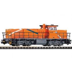 "PIKO 59160, Lokomotywa spalinowa G 1206 ""Northrail: ep.VI, skala H0."