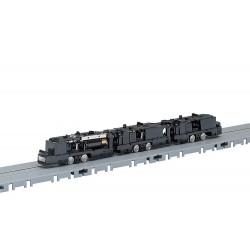 TOMYTEC 978710, Tram-System, napęd tramwaju 6-osiowego, kompletny zestaw, skala N (1:150).