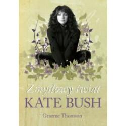 Zmysłowy świat Kate Bush Graeme Thomson Tłumaczenie: Maciej Płaza Wydawnictwo: InRock