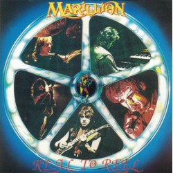 """MARILLION """"REAL TO REEL"""". CD."""