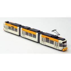 TOMYTEC 971589, Tramwaj: Mainzer Typ 200, skala N (1:150), BEZ napędu.