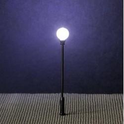 Faller 180204, Latarnia parkowa 71 mm, LED, 12-14 V.
