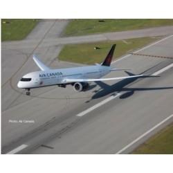 Herpa 612326, Air Canada Boeing 787-9 Dreamliner, skala 1:200.