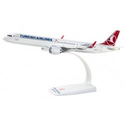 Herpa 612210, Turkish Airlines Airbus A321neo, skala 1:200.