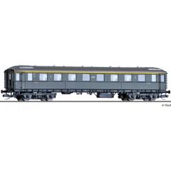 Tillig 13366, Wagon osobowy 1.kl. Aix, PKP, ep.III, skala TT (1:120).