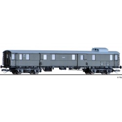 Tillig 13396, Wagon bagażowy, Fx, PKP, ep.III, skala TT (1:120).