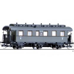 Tillig 16047, Wagon osobowy kl.3, Ciy, ep.III, PKP, skala TT (1:120).