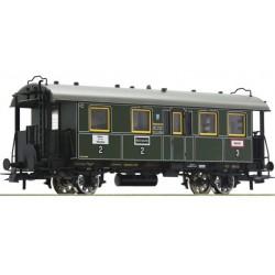 Roco 74900, Wagon pasażerski kl.2/3, BCi-bay10, K.Bay.Sts.B., ep.I, skala H0.