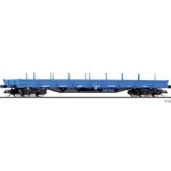 Tillig 18126, Wagon platforma Res, PKP Cargo, ep.VI, skala TT.