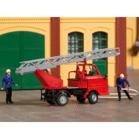 Auhagen 41655, Multicar M22 Straż Pożarna, skala H0.