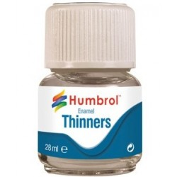 HR28, Humbrol rozcienczalnik, 28 ml. Enamel Thinners.