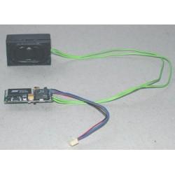 PIKO 56198, Sounddekoder + głośnik. Do serii Stadler GTW diesel.