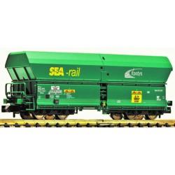 "Fleischmann 852324, Wagon Falns ""SEA-rail"", ep.V, skala N"
