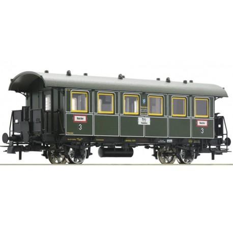 Roco 74901, Wagon pasażerski kl.3, Ci-bay10, K.Bay.Sts.B., ep.I, skala H0.