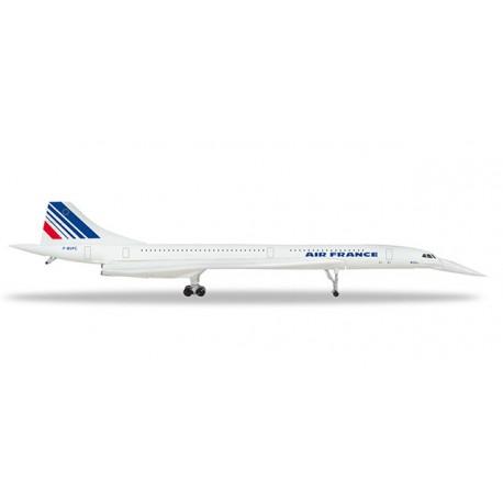 HERPA 532839, Air France Concorde, skala 1:500.