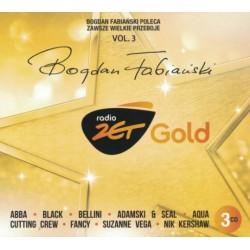 """""""ZET Gold - B.Fabiański - Wielkie Przeboje 3"""" - 3 CD."""