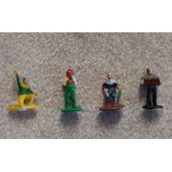 !KOMIS! KS2272, Cztery figurki w skali N (1:160).