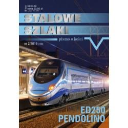 """stsz1902 """"Stalowe Szlaki"""" numer 2/2019 (138)."""