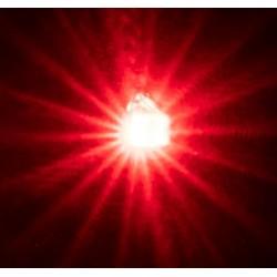 Faller 163740, Diody LED, migające, 5 sztuk. Czerwone.