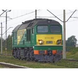 Piko 52813, Lokomotywa spalinowa ST44-862, PKP Cargo, ep.VI, skala H0.