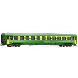 ROCO 74334, Wagon pasażerski Eurofima GySEV (ÖBB) RaaberCity, kl.2, ep.VI, skala H0.