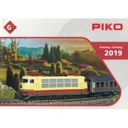 PIKO 99709, katalog skali G - 2019