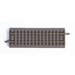 Piko 55402, Tor prosty G119, 119 mm, A-Gleis z podłożem, skala H0.