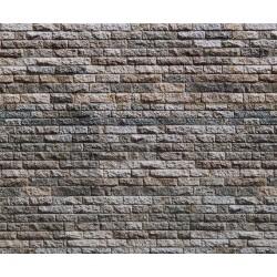Faller 170617, Mur bazaltowy, dekor.