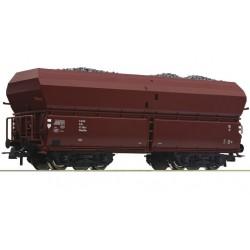 ROCO 56333, Wagon samowyładowczy z ładunkiem, DR, skala H0.
