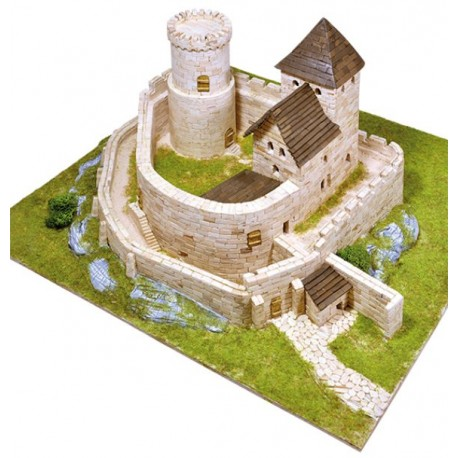 Aedes Ars 1016, Zamek w Będzinie, skala 1:160 (N).