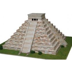 Aedes Ars 1270, Piramida, świątynia Kukulcán, Chichen Itzá - Mexico, skala 1:175.