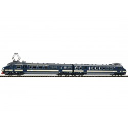 Piko 57575, Elektryczny zespół trakcyjny Hondekop 1207 NS, ep.III, skala H0.