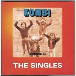 "KOMBI ""The Singles"", płyta CD, Tonpress 2002, Remaster."