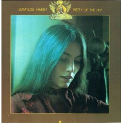 """Emmylou Harris """"Pieces of the Sky"""", płyta CD. Reprise Records, Warner 1975."""