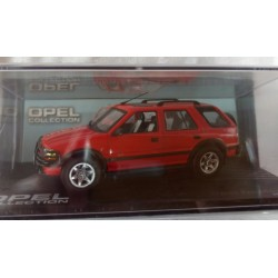 -OUTLET- Eaglemoss OF, OPEL Frontera A, model metalowy, skala 1:43.