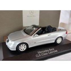 Autoart B6 696 2175, MB CLK, model metalowy, skala 1:43.