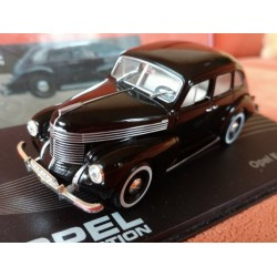 -KOMIS- Eaglemoss OK, OPEL Kapitan '50, model metalowy, skala 1:43.