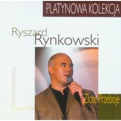 """Ryszard Rynkowski """"Platynowa Kolekcja - Złote Przeboje"""" płyta CD."""