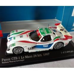 Minichamps Action 978954, Panoz GTR-1 Le Mans, skala 1:43.
