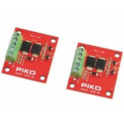 PIKO 55035, Piko Smart: detektor zajętości toru, 2 sztuki.