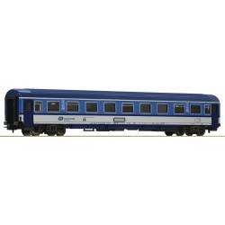 ROCO 54170, Wagon pasażerski Bmz, EC, kl.2, CD, ep.VI, skala H0.