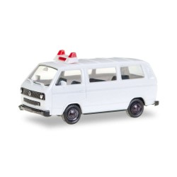 """Herpa 012966, MiniKit: VW T3 Bus, z """"kogutami"""", skala H0."""