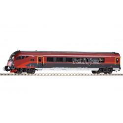 Piko 57670, Wagon osobowy sterowniczy ÖBB Railjet, kl.1, H0