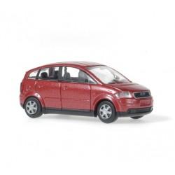 Rietze 21000 -2, Audi A2 metallic copper, skala H0.