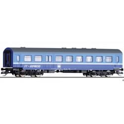 """TILLIG 13608, Wagon osobowy kl.2 z przedziałem bagażowym, """"TT-Express"""", skala TT."""
