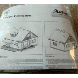 Auhagen 10001-1. Dom jednorodzinny. Skala H0.