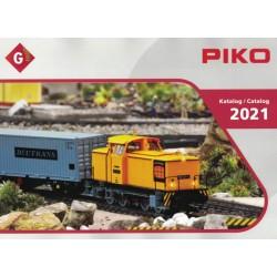 PIKO 99721, katalog skali G - 2021.