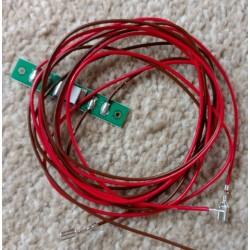 TRIX 621000. Przyłącze zasilania do torowisk TRIX C-gleis H0.